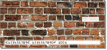 Brick Wall Personal Checks