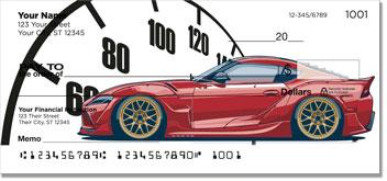 Red Ride Personal Checks