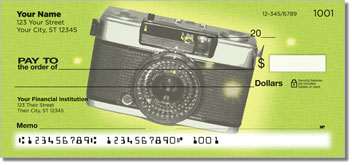 Cool Camera Personal Checks