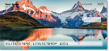 Mountain Peak Personal Checks