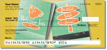 Matchbook Personal Checks