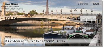 Paris Personal Checks