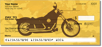 Motorcycle Mix Personal Checks