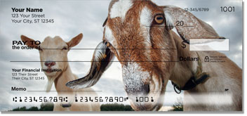 Goat Personal Checks