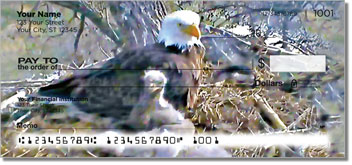 Nesting Eagle Checks
