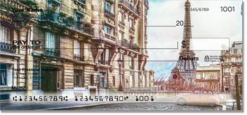 Dreaming of Paris Personal Checks