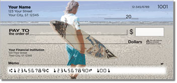 Surfing Personal Checks