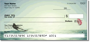 Kite Surfing Personal Checks