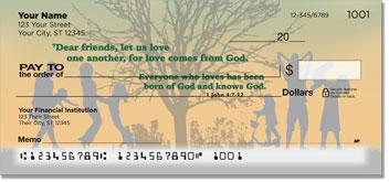 God's Love Checks