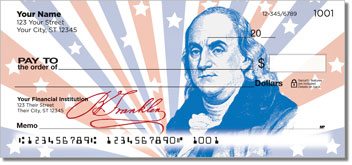 Founding Father Personal Checks