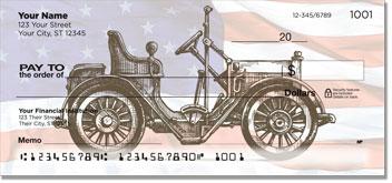 Antique Automobile Personal Checks