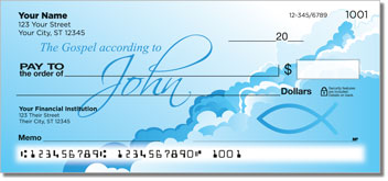 The Gospel Personal Checks