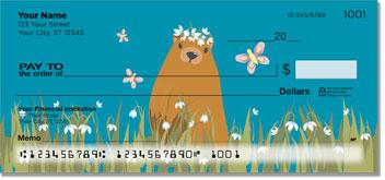 Prairie Dog Personal Checks