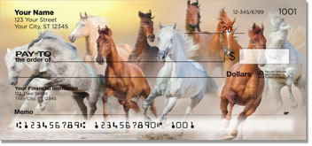 Country Horse Checks