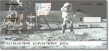 Moon Landing Personal Checks