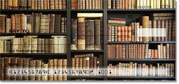 On the Bookshelf Personal Checks
