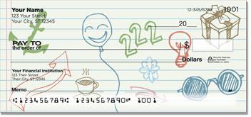 Doodle Pad Checks