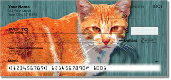 Alley Cat Personal Checks