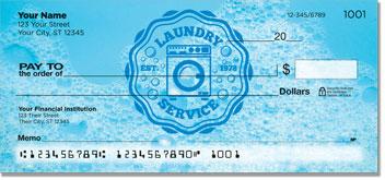 Laundromat Personal Checks