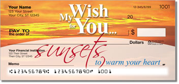 Wish for You Checks