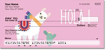 Llama & Alpaca Personal Checks
