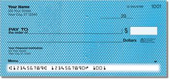 Mesh Personal Checks