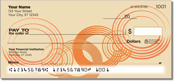 Circle Chain Personal Checks