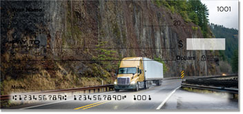 Semi Truck Personal Checks
