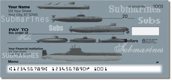Submarine Personal Checks