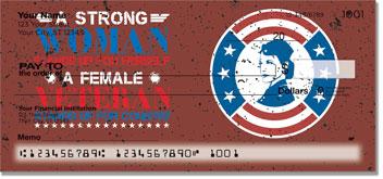 Woman Veteran Checks