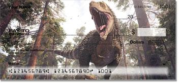 Dinosaur Species Personal Checks