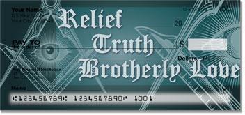 Freemason Personal Checks