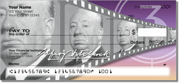 Alfred Hitchcock Personal Checks