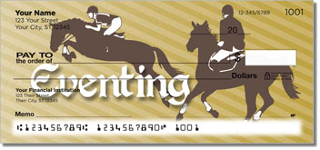 Equestrian Personal Checks