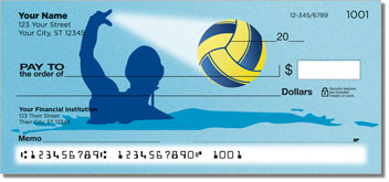 Water Polo Personal Checks