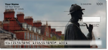 Sherlock Holmes Personal Checks