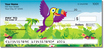 Totally Toucan Personal Checks