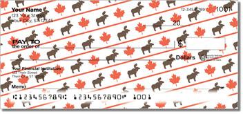 Oh Canada! Personal Checks