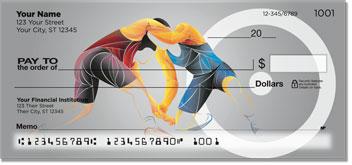 Wrestling Personal Checks