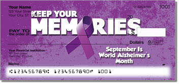 Alzheimer's Awareness Personal Checks