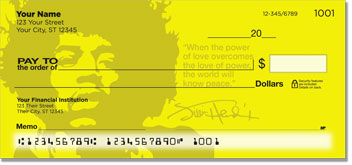 Musicians for Peace Personal Checks