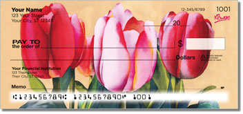 Floral Series 7 Checks