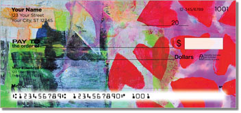 Red Heart Personal Checks