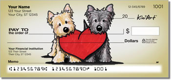 Cairn Series Personal Checks