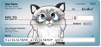 Cat Series 2 Personal Checks