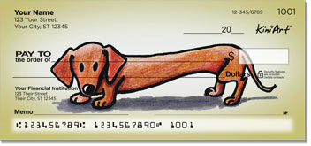 Doxie Series Personal Checks