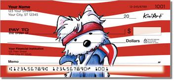 Patriot Series Personal Checks