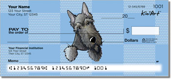 Scottie Series Personal Checks