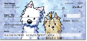 Terrier Friends Checks