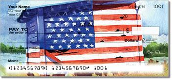 Americana Painting Checks